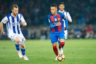 R. Sociedad - FC Barcelona.