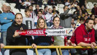 Cultural Leonesa - R. Madrid.
