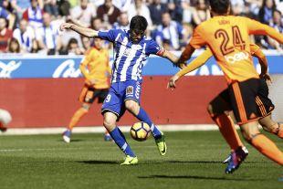 Alavés - Valencia.
