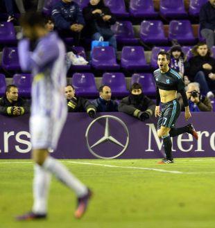 Valladolid - R. Sociedad.