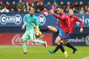 Osasuna - FC Barcelona.