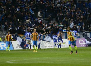 R. Oviedo - Levante.