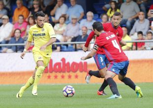 Villarreal - Osasuna.