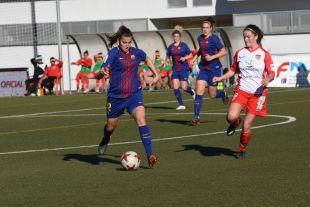 Santa Teresa CD - FC Barcelona.