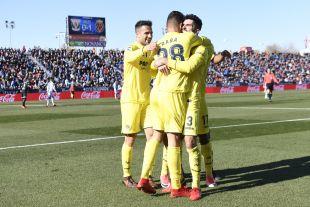 Leganés - Villarreal.