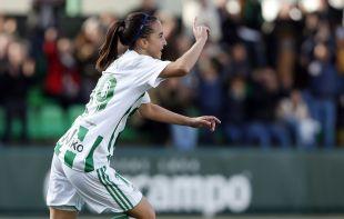 Virgy abrió el marcador en Sevilla.