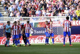 Atlético - Sporting.