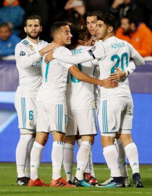 APOEL FC - Real Madrid / EFE/Katia Christodoulou