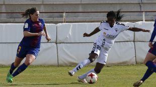 F. Albacete - FC Barcelona. Nexus-Barcelona