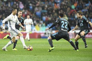 R. Madrid - R. Sociedad.