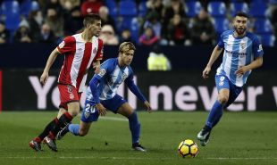 Málaga - Girona. MalagaCF-Girona