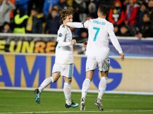 APOEL FC - Real Madrid  / EFE/STR
