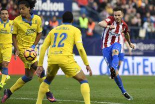 Atlético - Las Palmas.