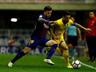 FC Barcelona B - Alcorcón.