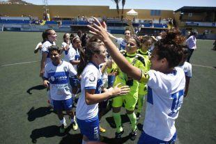 El Granadilla brindó a su afición un triunfo por 2-1 ante las campeonas del Athletic