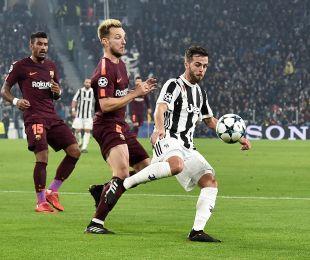 Juventus - FC Barcelona.