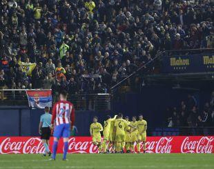 Villarreal - Atlético.