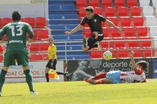 Lugo - Bilbao Athletic. Lugo-Bilbao Athletic