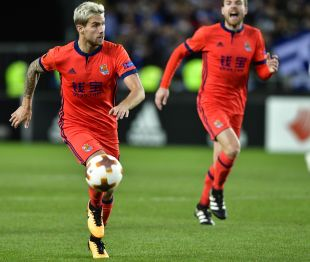 Rosenborg - R. Sociedad.