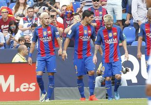 Leganés - FC Barcelona.