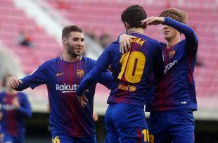 FC Barcelona B - Granada.