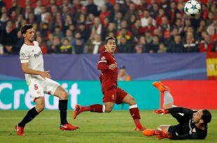 Sevilla FC - Liverpool FC / EFE/Julio Muñoz