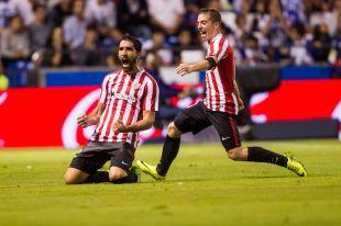 Deportivo - Athletic. Deportivo de La Coruña-Atletic de Bilbao