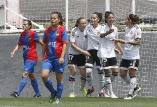 VCF Femenino - Levante Femenino.