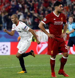 Sevilla FC - Liverpool FC / EFE/Jose Manuel Vidal.