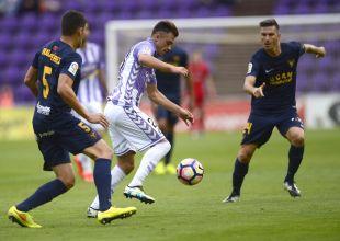 Valladolid - UCAM Murcia CF.