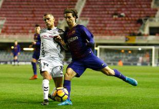 FC Barcelona B - Albacete.