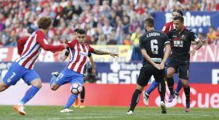 Atlético - Granada.