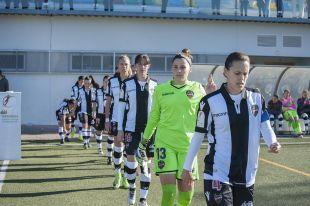 El Levante venció 0-3 al Santa Teresa, gracias a dos goles de Alharilla y uno de Charlyn.