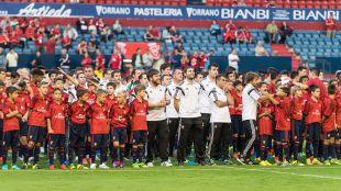 Osasuna - Espanyol.
