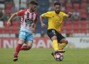 Lugo - Sevilla At.. Lugo-Sevilla AT
