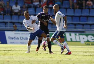 Tenerife - Valladolid.