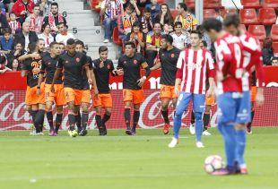 Sporting - Valencia.