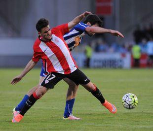 Bilbao Athletic - Alavés. Bilbao Athl.-Alaves-26-05-2016