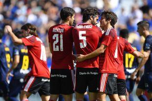 UCAM Murcia CF - Mirandés.