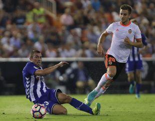Valencia - Alavés.