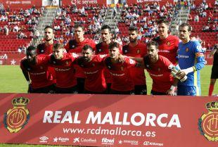 Mallorca - Alcorcón. MALLORCA-ALCORCON