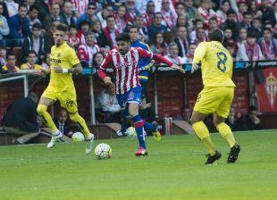 Sporting - Villarreal. sporting villarreal