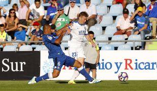 Getafe - UCAM Murcia CF.