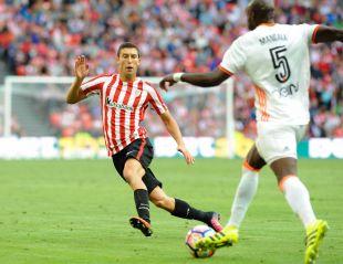 Athletic - Valencia. ATHLETIC DE BILBAO-VALENCIA 18-09-2016