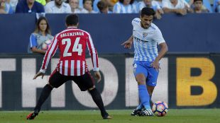 Málaga - Athletic. MALAGA-ATHLETIC