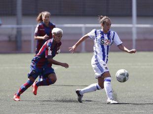 Maria José busca su oportunidad con el Levante.