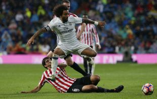 R. Madrid - Athletic.