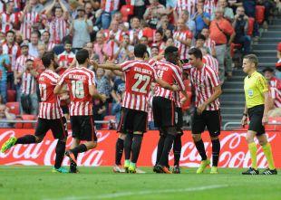 Athletic - Sevilla. Athletic-Sevilla 24-09-2016
