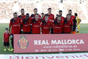 Así salió el Mallorca en su primer partido