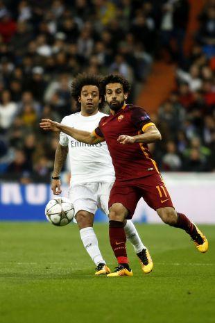 R. Madrid - Roma.